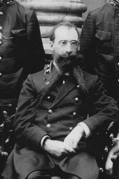 А. М. фон-Вилькен, директор Вятского учительского института